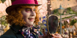 Depp returns Through the Looking Glass
