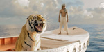 Richard Parker roars the Life of Pi