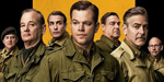 Clooney leads The Monuments Men